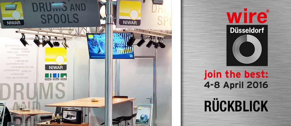 Trade fair review: NIWAR makes a success of the wire® 2016